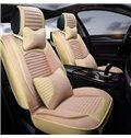 Deft Design Sport Matching Interior Genuine Leather Car Seat Cover