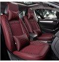 Vintage Series Classic Plaid Patterns Design Universal Fit Car Seat Cover