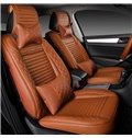 Luxurious Beautiful Color Rubbing Genuine Leather Car Seat Cover