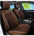 Textured Simple Fast Heat Dissipation Ice Silk And Rayon Car Seat Cover