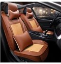Cozy Simple Fast Heat Dissipation Ice Silk And Rayon Car Seat Cover