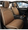Durable Simple No Electrostatic Flax And Natural Fibers Car Seat Cover
