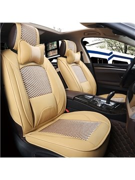 Health Business Easy To Clean Ice Silk And Rayon Car Seat Cover