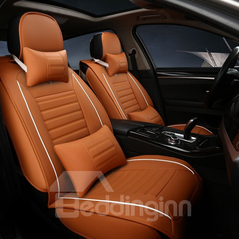 Durable In Use Luxurious Cost-Effective Genuine Leather Car Seat Cover