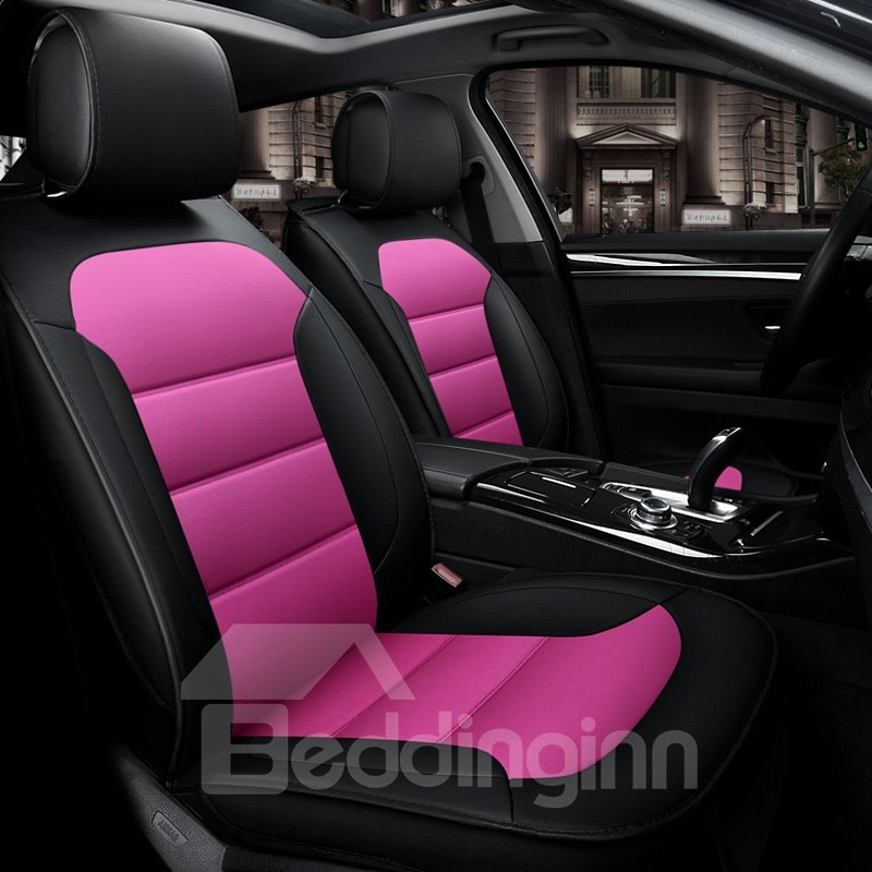 Beautiful Color Sport Cost-Effective Genuine Leather Car Seat Cover