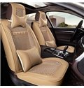 Durable Business Improve The Environment Ice Silk And Rayon Car Seat Cover