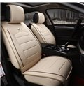 Traditional Business Style Comfort Design Linen Universal Car Seat Cover