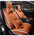 Luxurious Business Improve The Environment Flax And Natural Fibers Car Seat Cover