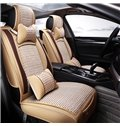 Beautiful in Colors Beautiful Design Pure Ice Silk And Rayon Universal Car Seat Cover