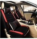 Luxurious Velvet Classic Colors Suede Universal Car Seat Cover