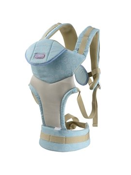 Flower Pattern Polyester&Cotton Simple Design Baby Sling Carrier