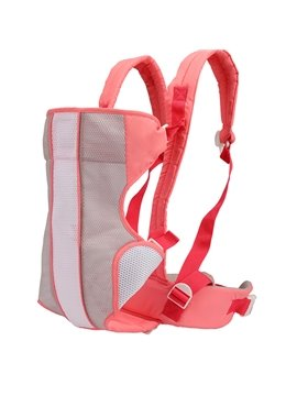 Breathable Adjustable Four Position Polyester Simple Style Baby Sling Carrier