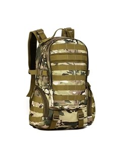 35L Capacity Nylon Lightweight Breathable Waterproof Outdoor Backpack