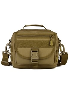 Camo Waterproof Small MOLLE Outdoor Military Shoulder Bag Men' s Backpack