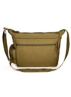 18 Inch Waterproof Large Capacity Travel Shoulder Computer Messenger Bag