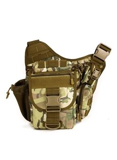 Military Nylon SLR Camera Outdoor for Men Photography Bag