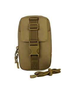 High Quality Waterproof Nylon Messenger Bag Pockets