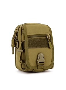 MOLLE System Nylon Big Capacity For Men&Women Messenger Bag
