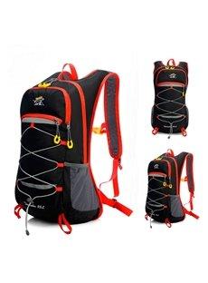 15L Lightweight Waterproof Comfotable For Women&Men Colorful Backpack
