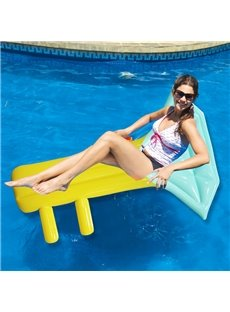 Dimond Key Blue Sky Outdoor Swimming Pool Inflatable Float Raft