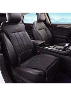 Elegantly Business Style With Internal Cooling System Universal Car Seat Cover Mats Single Piece