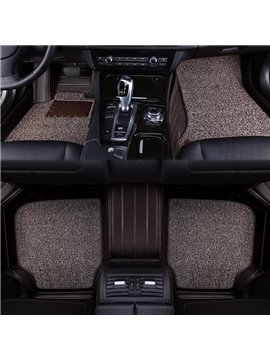 All Weather Series Durable Double Layer Carpet Custom Car Floor Mats
