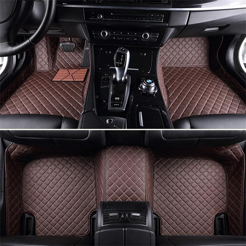full waterproof infiniti mats leather gallop all set protection weather carpets piece fit black floor for liners custom