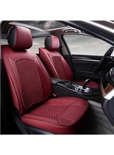Classic Business Style Simple And Plain Design Universal Car Seat Covers
