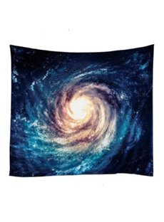 3D Colorful Whirlpool Galaxy Space Hanging Wall Tapestries