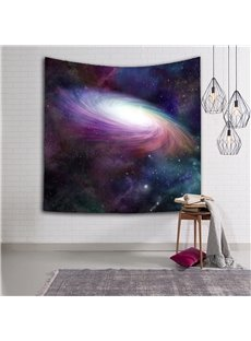 Stars Nebula Explosive in Space Galaxy Hanging Wall Tapestries