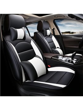 Sports Series Futuristic Design Streamlined Patterns Universal Car Seat Covers