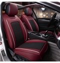 Classic Business Design With Cooling Central Patterns Universal Car Seat Cover