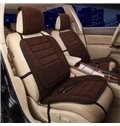 Extremely Cozy And Comfortable For Winter Single Heated Seat Covers
