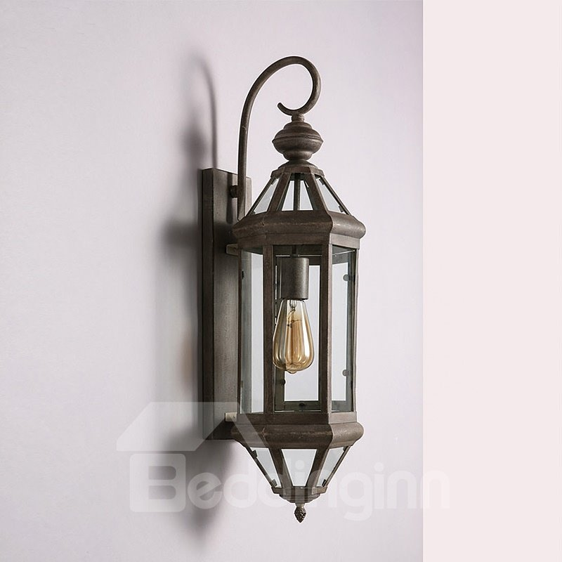 Retro European Style Fantastic Design 1-Head Wall Light