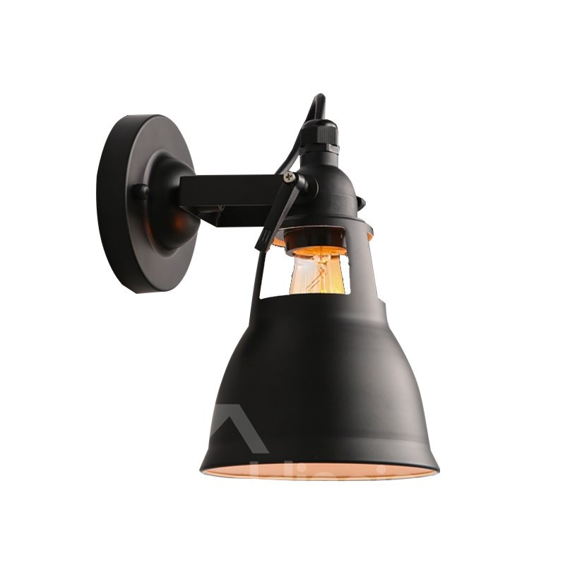 Simple Style Classic Hardware 1-Head Wall Light