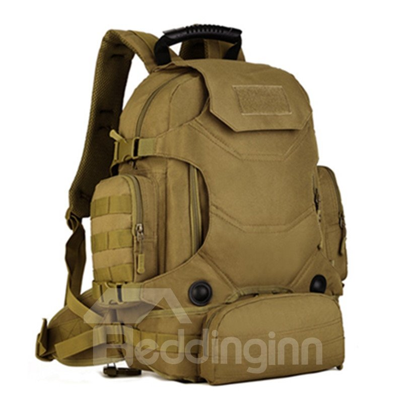 40L Multi-function Lightweight Adjustable Strap Waterproof Camping Outdoor Backpack