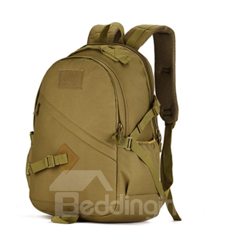 40L Waterproof High Capacity Tactical Lightweight Mesh Breathable Backpack
