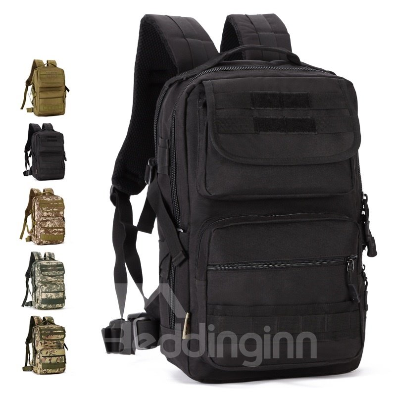 25L Lightweight Adjustable Strap Waterproof Camping Outdoor Backpack