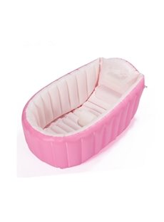39*26*11in Portable Inflatable PVC Kids SPA Bathtub