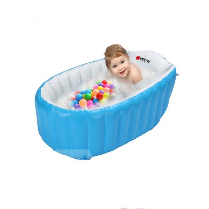 39*26*11in Portable Inflatable PVC Kids SPA Bathtub - beddinginn.com