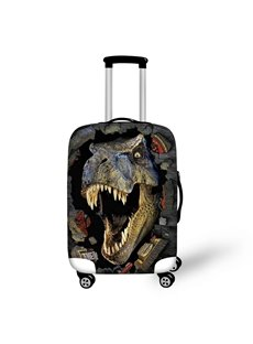 3D Animals Pattern Dinosaur Waterproof Anti-Scratch Travel Luggage Cover