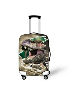 3D Dinosaur Pattern Waterproof Luggage Cover Protector 19 20 21
