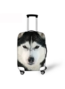 3D Wolf Pattern Waterproof Luggage Cover Protector 19 20 21