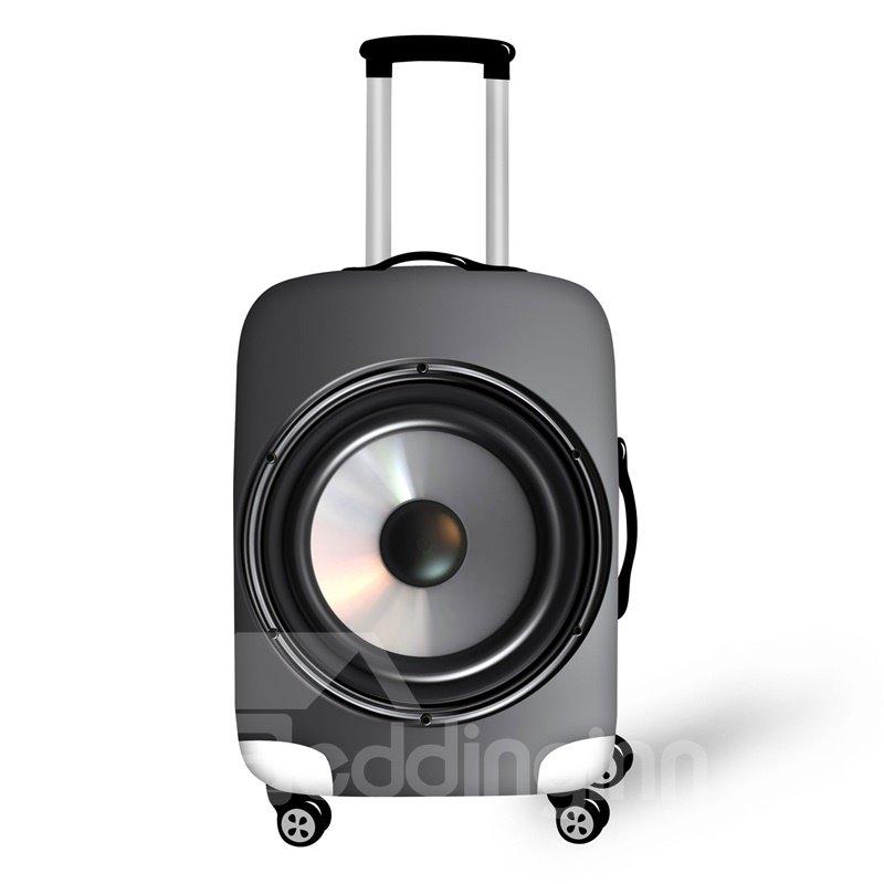 3D Pattern Big Speaker Waterproof Suitcase Protector 19 20 21