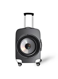 3D Pattern Big Speaker Waterproof Suitcase Protector 19 20 21