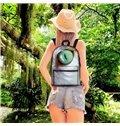 New 3D Animals Huge Eyes Print Backpack School Bags Cool Casual Laptop Packs