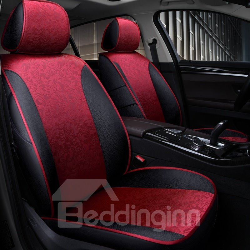 Silky Smooth Comfortable Sleek Design Custom Fit Car Seat Covers