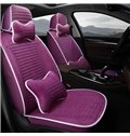 Pure Colored Casual Business Mini Series Custom Fit Car Seat Covers