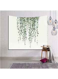 Tropical Vine with Branches Decorative Hanging Wall Tapestry