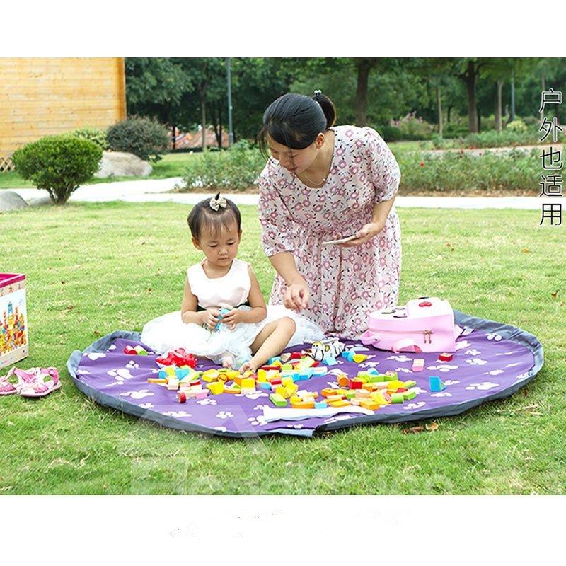 Small Feet Versatile Kids Toy Organization Buggy/Storage Bags